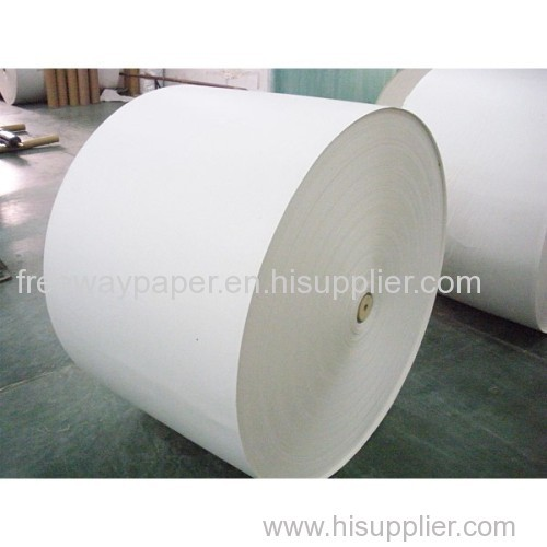 White ivory board for packaging