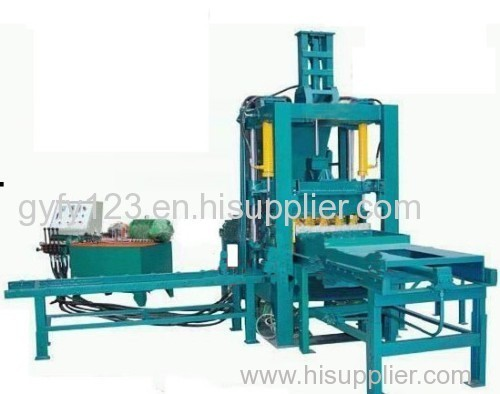 Cement Paver Block Making Machine