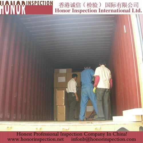 Container Loading Inspection Service
