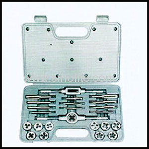 24pcs metric tap and die set