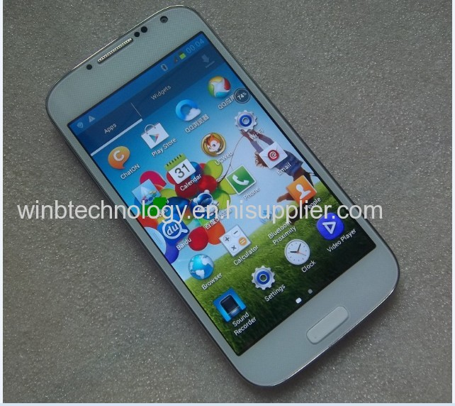S4 i9500 Smart screen Air gesture Perfect 1:1 version S4 phone MTK6589 Quad cores 4.7960*540 IPS Screen