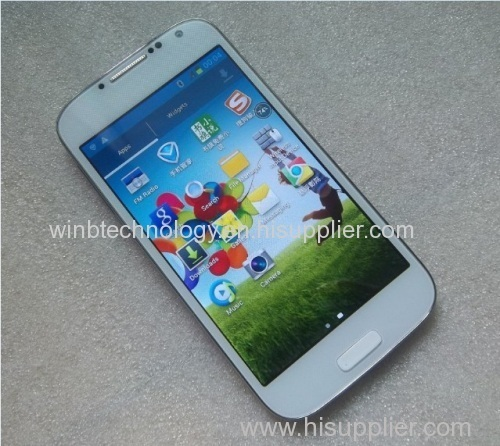 S4 i9500 china mobile phone Smart screen Air gesture Perfect 1:1 version S4 phone MTK6589 Quad cores 4.7