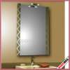 Double Side Chrome Wall Mounted Bathroom Makeup Mirror