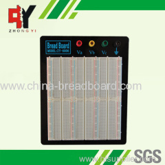 2200 points solderless breadboard