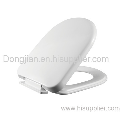 Bathroom Accessory plastic soft close Toilet Seat Cover