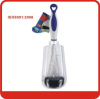 Wholesale Multifunctional plastic bottle brush with Paper card Package