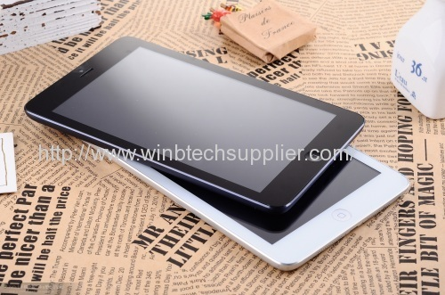 7 inch tablet pc with 3g mobile phone function
