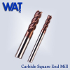 High quality carbide square end mill