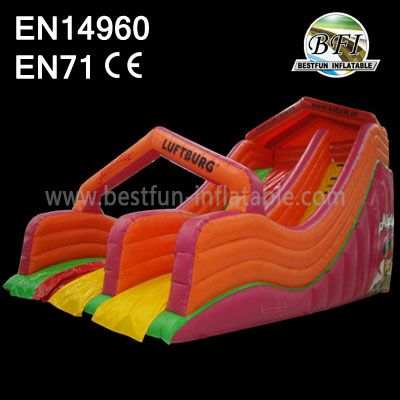 High Quality Water Slide Inflatable Sliding