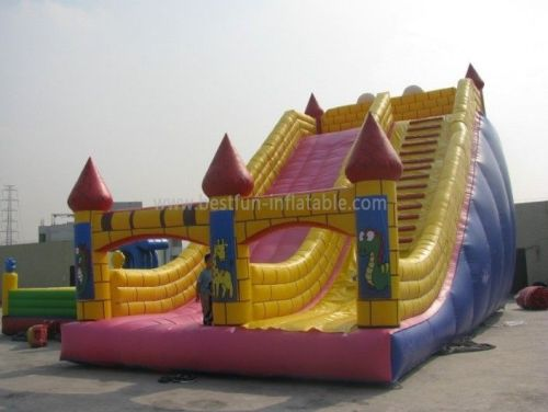 Big Inflatable Slide For Sale