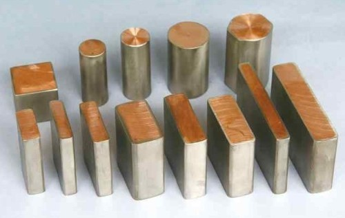 Titanium +copper Titanium Clad Copper zirconium+copper per kg price for electrolysis using