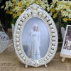 QM18001 European Style Metal Photo Frame