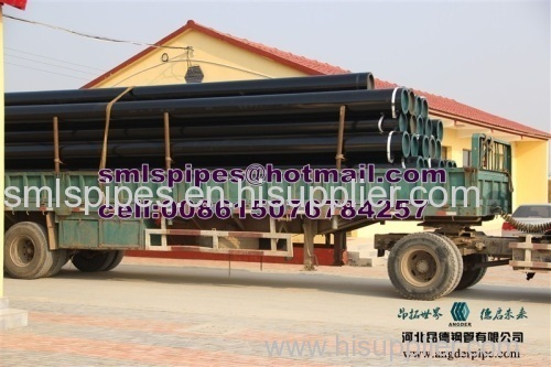 A53B/A106B Carbon Seamless Steel Pipe/Tube