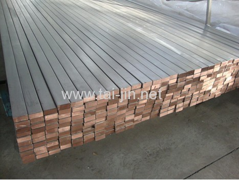 Manufacture of Titanium Clad Copper