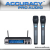UHF PLL WIRELESS MICROPHONE UHF-265