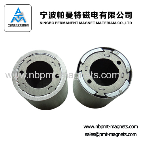 NdFeB N35 magnetic tile for motor