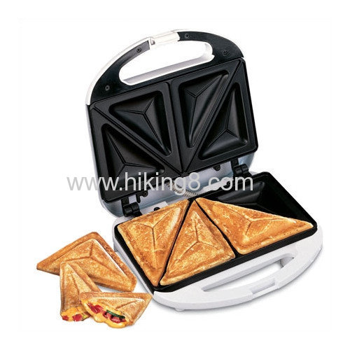 4 slice electric sandwich maker for home use