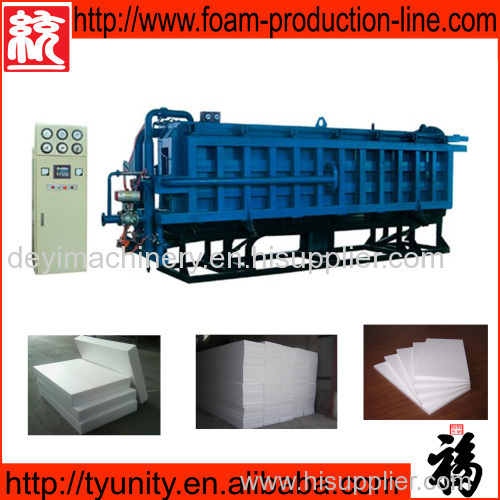 Automatic block moulding machine EPS Machinery