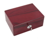 Rosewood high gloss Piano finish wooden jewelry storage packaging gift boxes