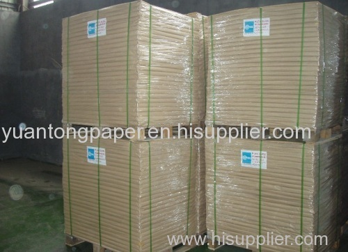 White Coated Duplex Board