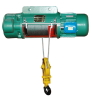 CD1,MD1 electric wire rope hoist