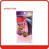 High water and grease absorption magic microfiber cleaning cloth Colorful pp bag