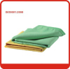 Light green/yellow Magical microfiber cleaning cloth with Good After-sales service
