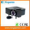 Micro AV LED Digital Video Game Projectors Native 320 X 240 Multimedia player Inputs HDMI AV VGA USB SD