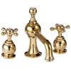 Oil rubbed bronze faucet basin waterfall faucet Widespread Bathroom Sink Faucet gold pvd basin faucet mixer tap