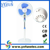 16inch round base stand fan with 3 pp blade