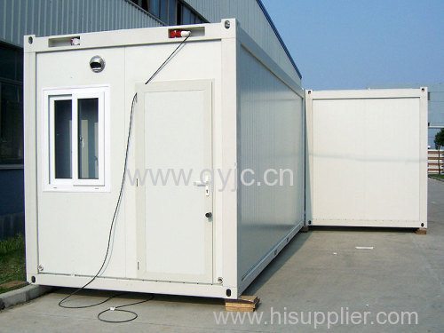container house for office, living room