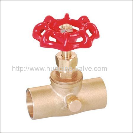 226w High Performance Stop Valves