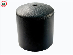 high quality PE100 hdpe pipe fittings end cap