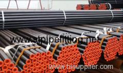 GB, DIN, ASTM, API seamless steel pipe Hot Rolled