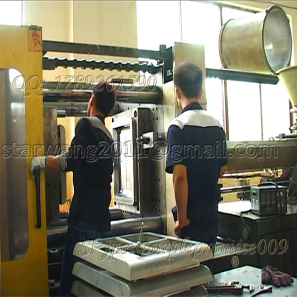 making high precise plastic motor car mould