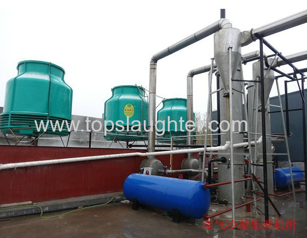 Rendering Plant Equipment Waste Gas Processing Equipment