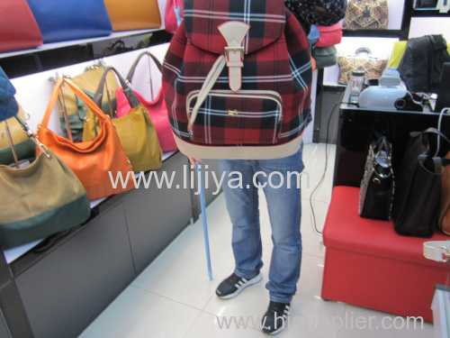 ladies pu hand bag