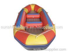 SH inflatable Drifting boat