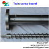 extrusion single screw barrel producing pvc bottles