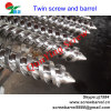 pvc pipe twin screws paralle twin screws