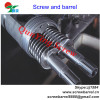conical extruder screw and barrel for cacao3 pvc profile