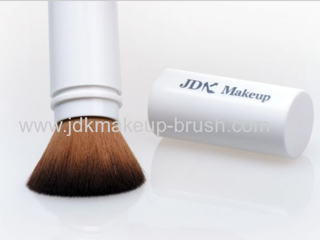 JDK brand Precise Retractable Brush with White Acrylic Tube