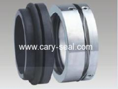 AES type W02 O-ring mechanical seals with wave spring