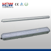 IP65 12W LED Tri-Proof Fluorescent Tube Light with SMD3528