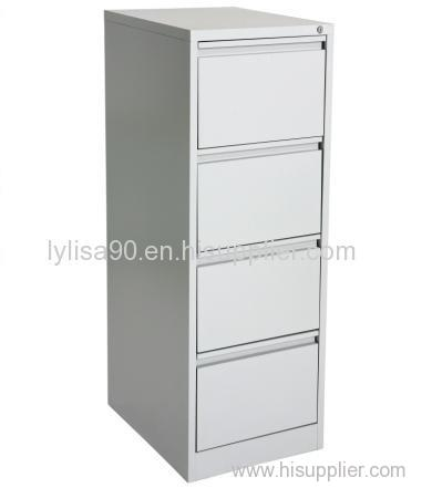 steel file cabinet with 4 drawers
