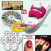Hollywood Nails art printing system AS SEEN ON TV /All in one nail art system