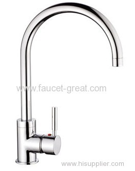 Hot Sales Kitchen Faucet With H58 Brass Body