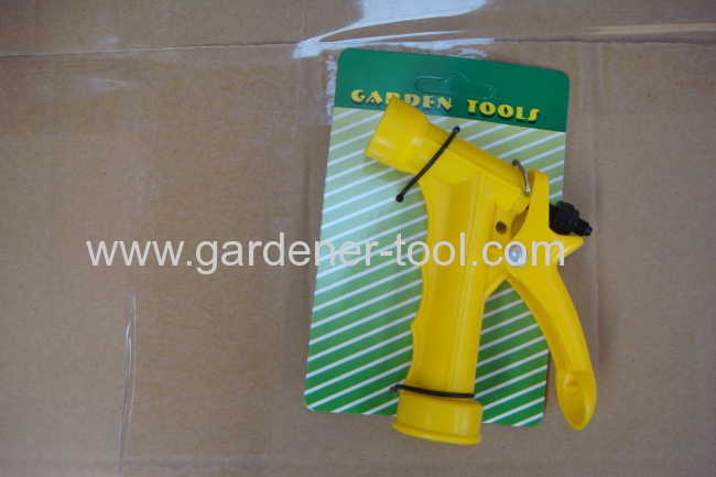 4.5Plastic 2-function mini garden water gun
