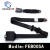 Karting vehicle safety belt