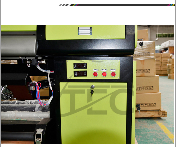 eco solvent printer with dx7 head 1440dpi,3.2m
